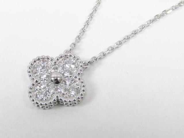 ヴァンクリーフ&アーペル ダイヤモンドネックレス