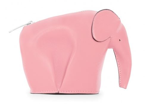 ロエベ Elephant Coin Purse